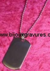 plaque G I<br /> ACIER INOX<br /> GRAND MODELE