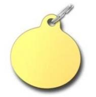 Gravure Médaille Animaux