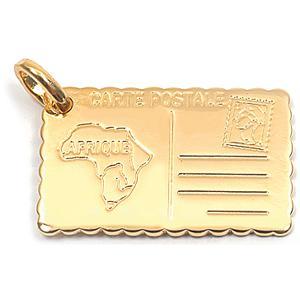 Gravure médaille plaqué or- 830 A